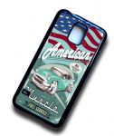KOOLART AMERICAN MUSCLE Car Classic 50's Chevy bel Air Case Samsung Galaxy S5